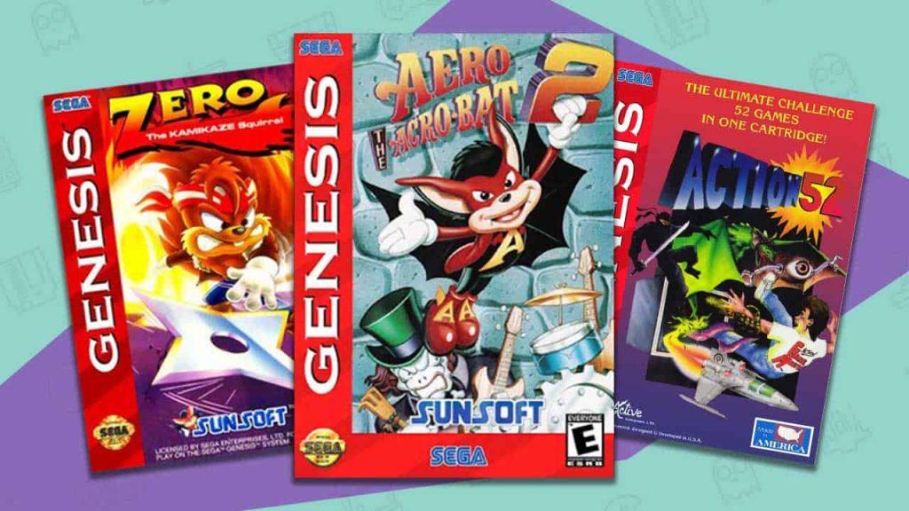 Juegos de Sega de los 90 y que valen una pequeña fortuna