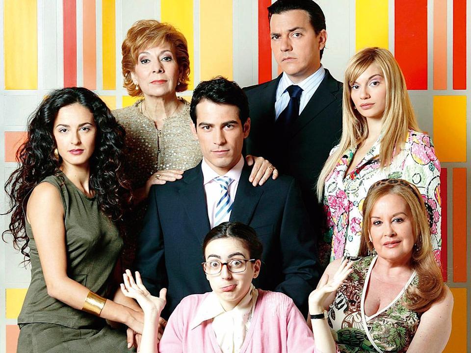 Norma Ruiz y su papel en Yo soy Bea