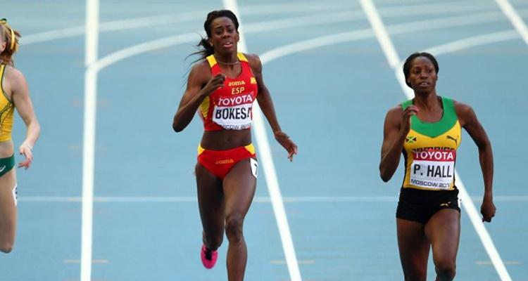 Aari Bokesa sábado 31 atletismo Juegos Olímpicos