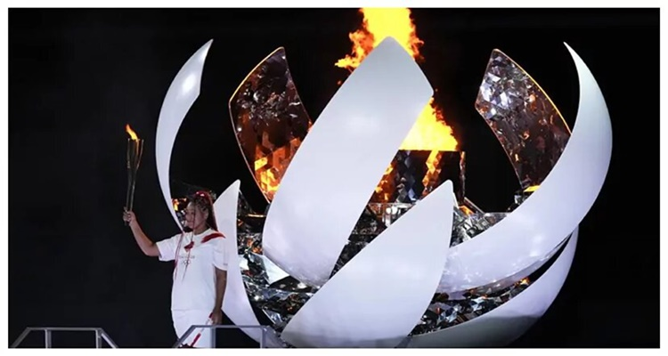 Ceremonia Juegos Olímpicos Tokio deportes