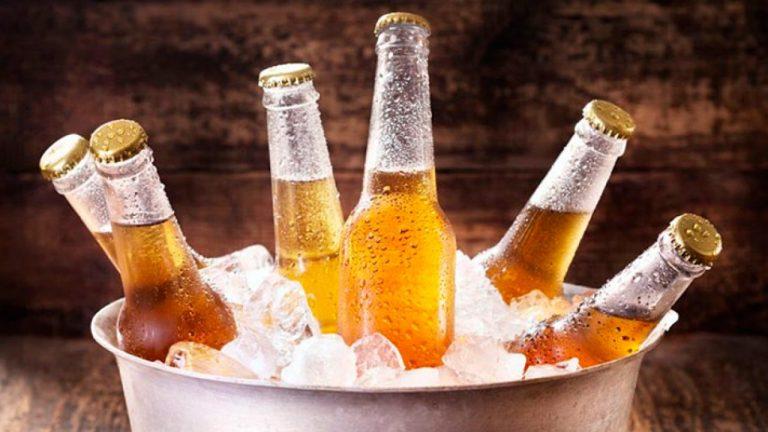 Cómo enfriar una cerveza en menos de un minuto
