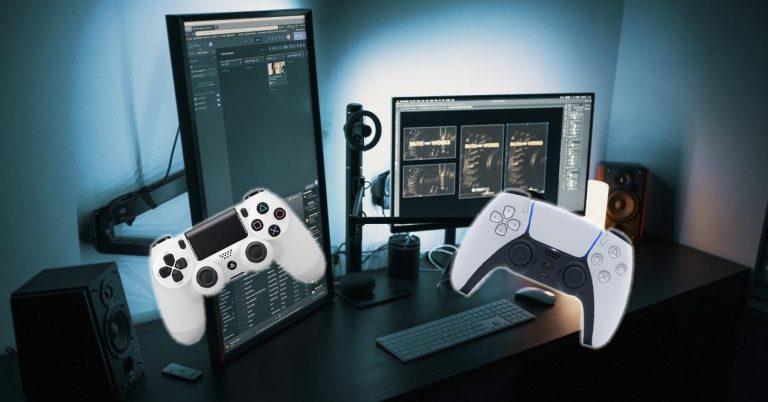 Cómo conectar los mandos de tu PS4 y PS5 a un PC
