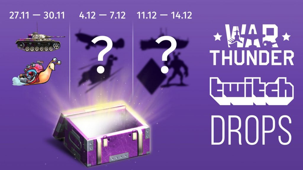 conseguir drops twitch