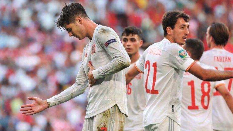 Eurocopa: Por qué España lo tiene Crudo contra Italia en las semifinales
