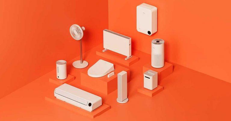 Xiaomi: Así es Smartmi, la línea de electrodomésticos inteligentes