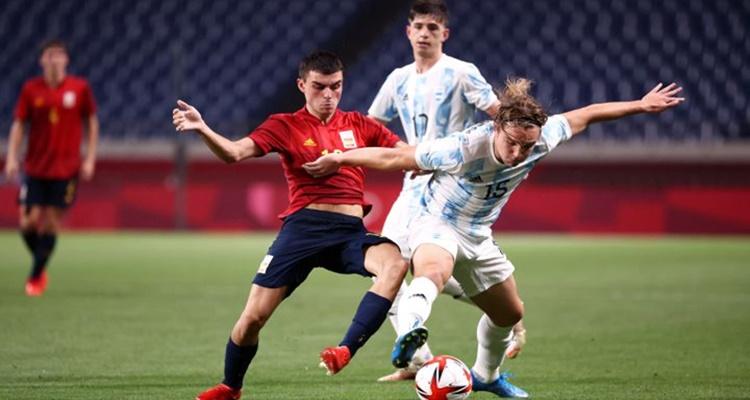 España Argentina Tokio 2020 Juegos Olímpicos