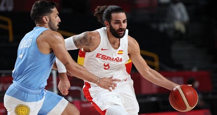 España Argentina baloncesto Juegos Olímpicos
