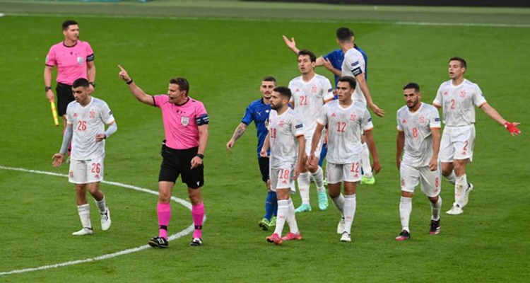 España Italia Eurocopa semifinales