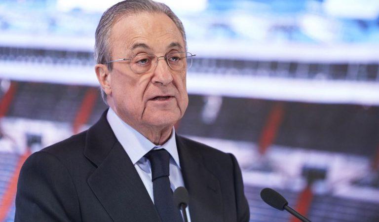 Florentino Pérez: ¿va a dimitir como presidente del Real Madrid?