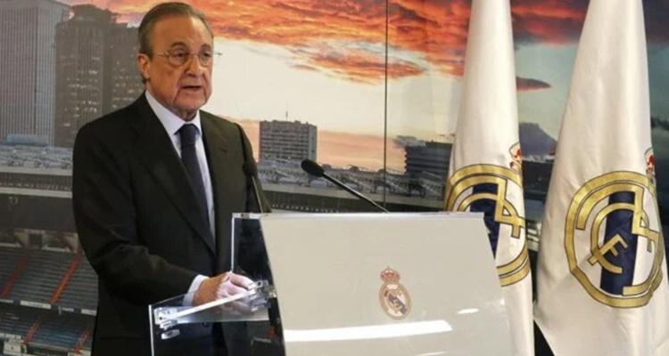 Florentino Pérez audios fichaje