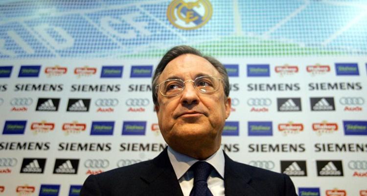 Florentino Pérez dimisión Real Madrid 2006