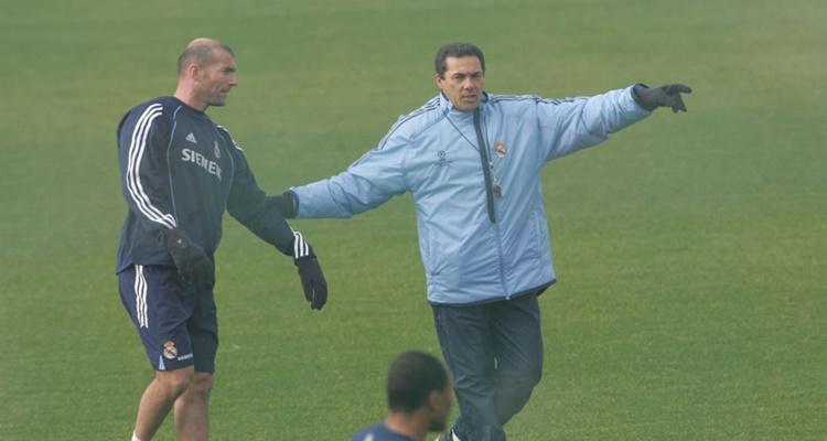 Florentino Pérez 2005 crisis Real Madrid