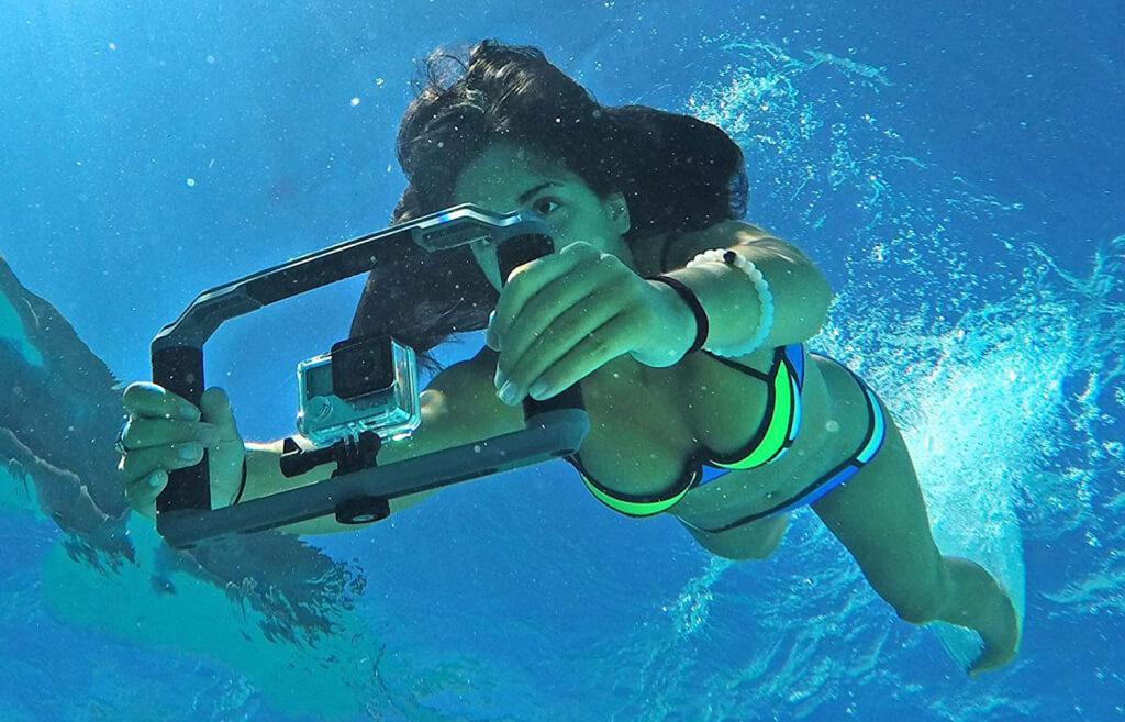 gadgets submarinismo