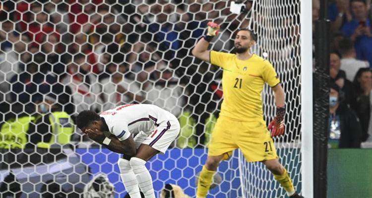 Eurocopa Italia penaltis