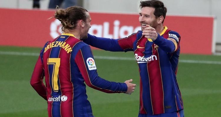 futuro Leo Messi Griezmann