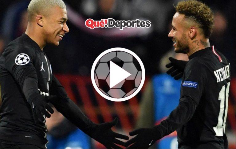¿Quién pega mas fuerte? ¿Mbappé o Neymar?