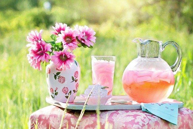 rosa de verano