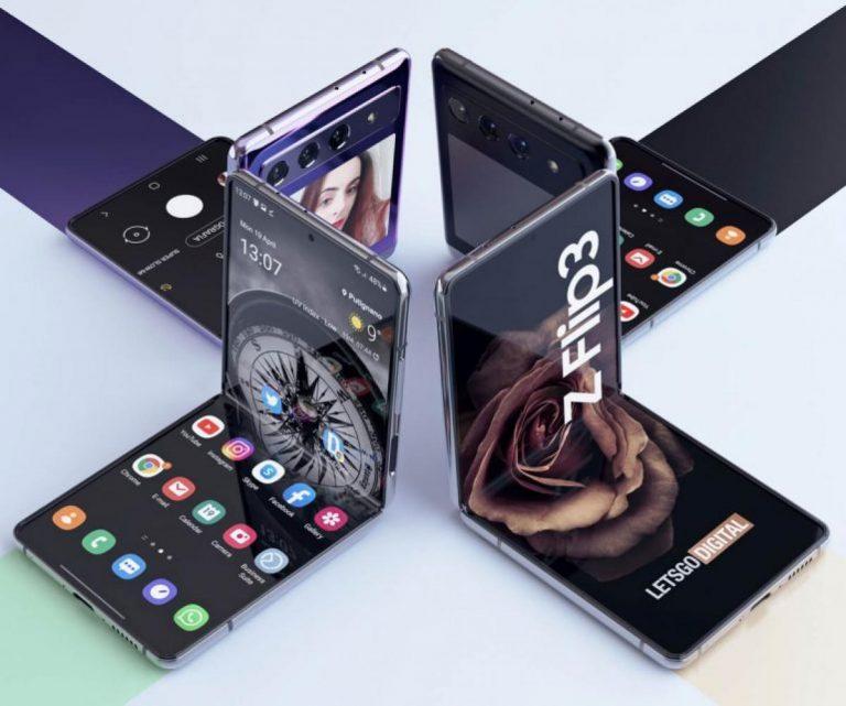 Samsung: así serán el Galaxy Z Fold 3 y el Flip 3, los nuevos smartphone enrollables