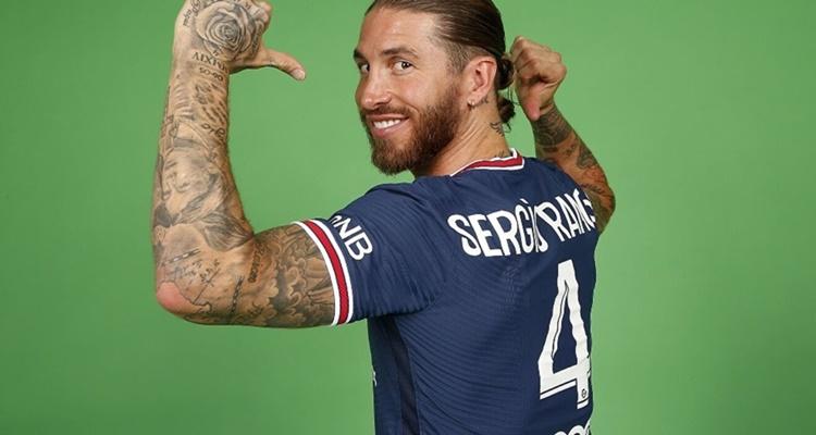 Sergio Ramos PSG contrato