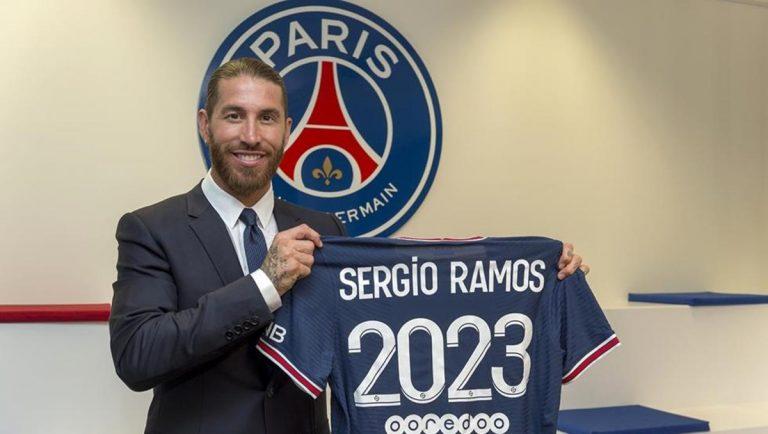 Cuál es el sueldo de Sergio Ramos en el PSG