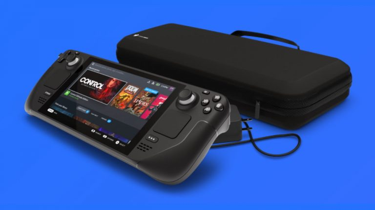 Por qué la consola Steam Deck de Valve va a desterrar a Nintendo Switch