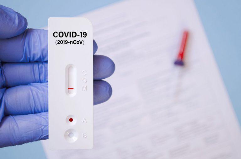 Test de autodiagnóstico: cómo funcionan, precio y efectividad