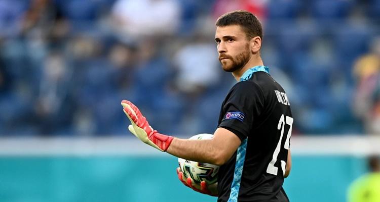 Unai Simón España semifinales Eurocopa Italia