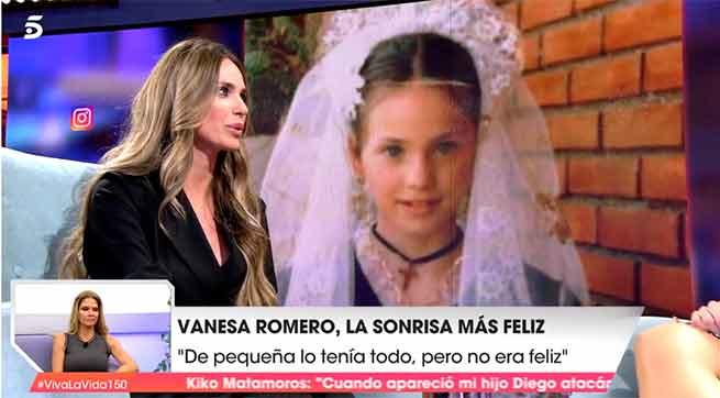 Vanesa Romero, actriz de La que se avecina