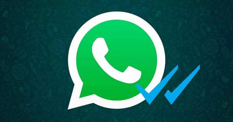 WhatsApp: el truco para leer un mensaje sin estar online o aparecer el check azul