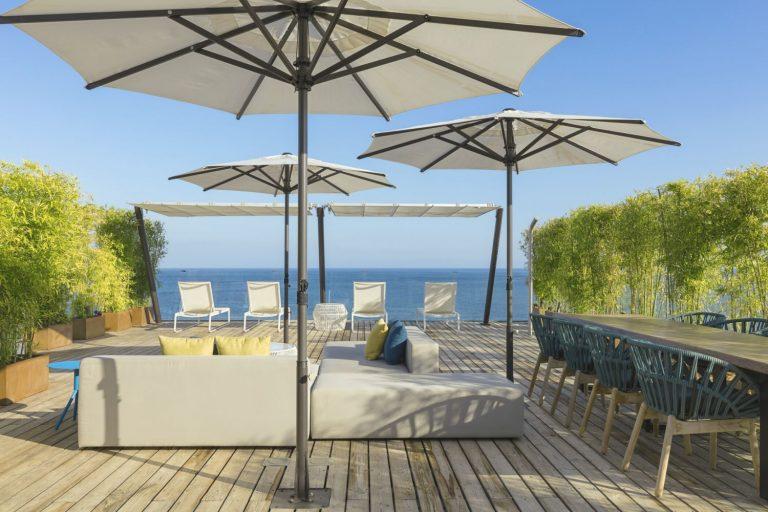 W Ibiza, el hotel para disfrutar de la isla blanca con los cinco sentidos