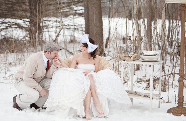 Puntos importantes a tener en cuenta si celebras una boda en invierno