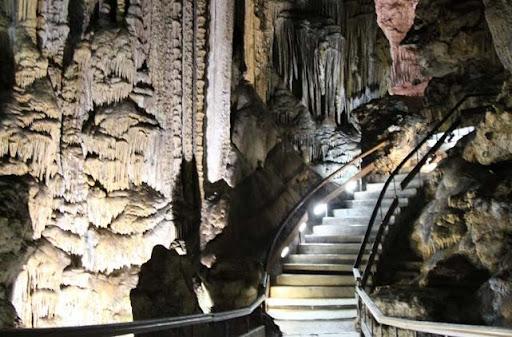 Datos para llegar a las cuevas de Nerja
