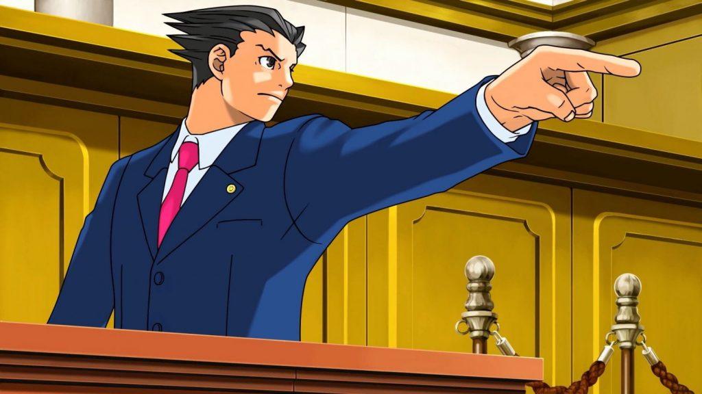 Así es Ace Attorney, una compañía que causan sensación con los videojuegos