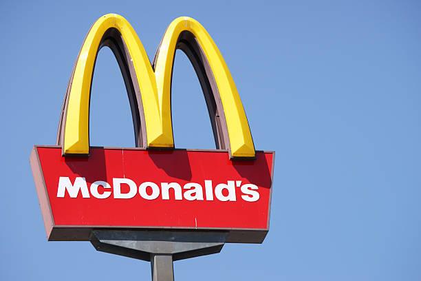 Cartel McDonald's