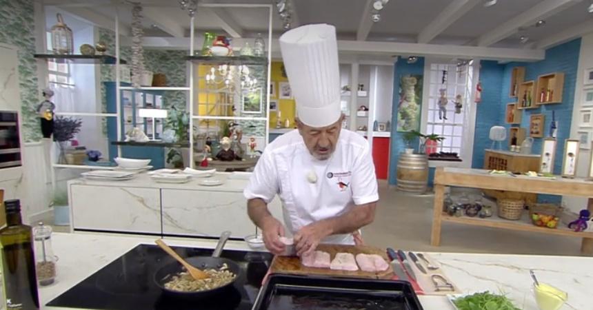 Cómo hacer la merluza al estilo Karlos Arguiñano en solo 12 minutos