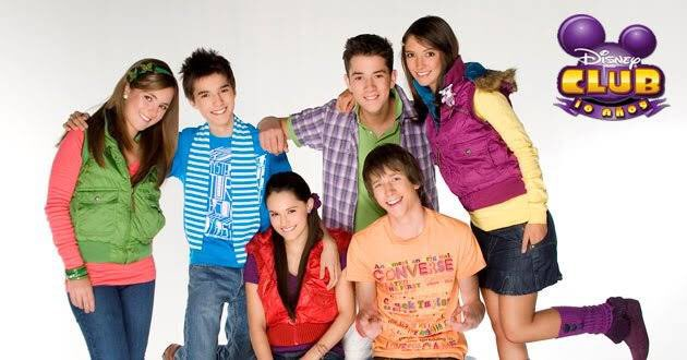 Disney Club equipo