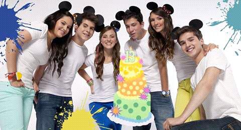 Disney Club foto equipo