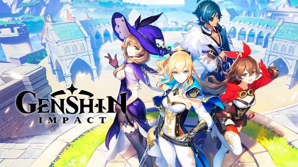 ¿Qué hay de nuevo en Genshin Impact, versión 2.0?