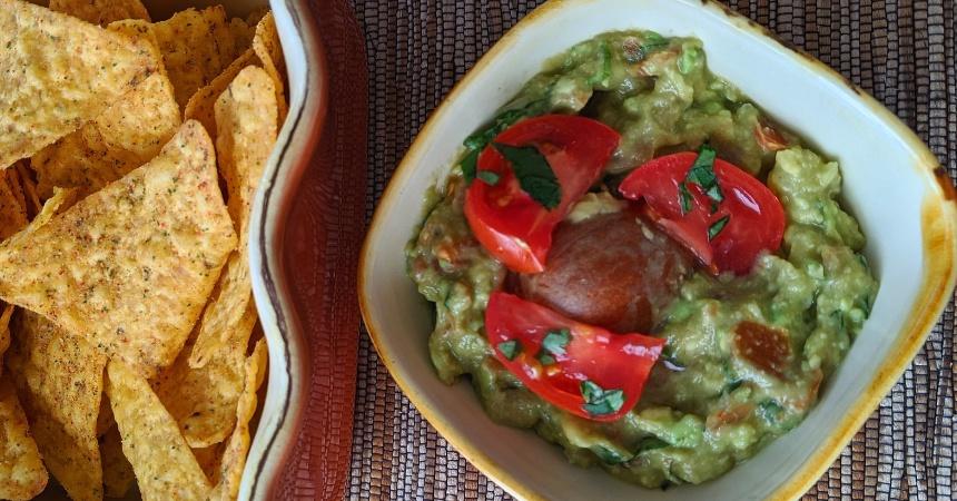 Guacamole casero: cómo hacerlo paso a paso