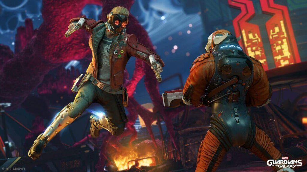 La presencia de Lady Infierno en el videojuego