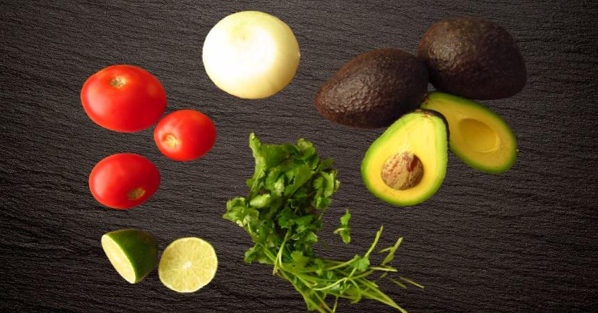La receta perfecta para un guacamole casero delicioso