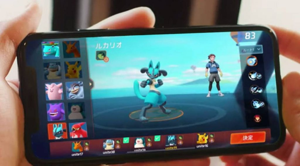 Pokémon Unite ¿Cuándo saldrá para los móviles Android e iOS?