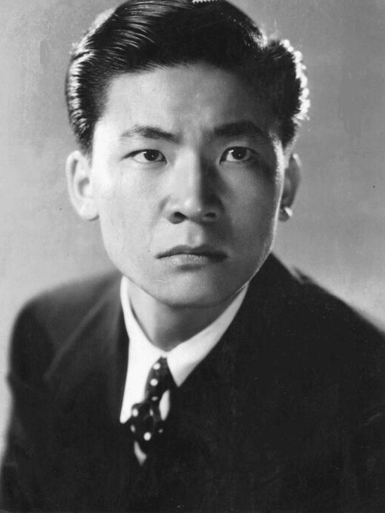 Víctor Sen Yung era el cocinero Hop Sing