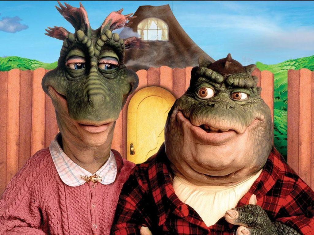Dinosaurios, la maravillosa familia