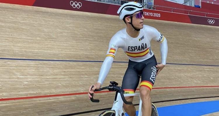 Ciclismo en pista medalla