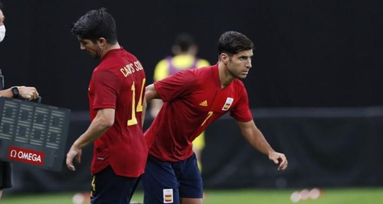 España Brasil Juegos Olímpicos Tokio 2020