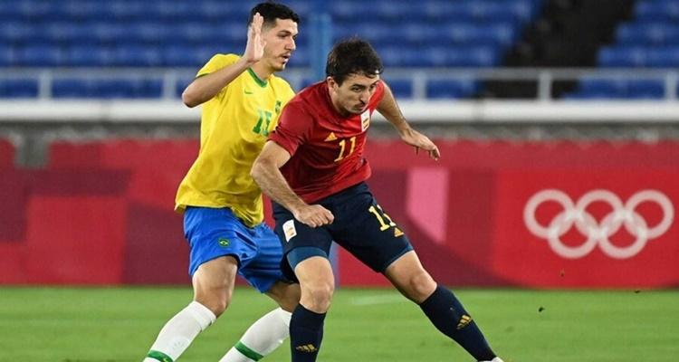 España plata Brasil Juegos Olímpicos Tokio 2020