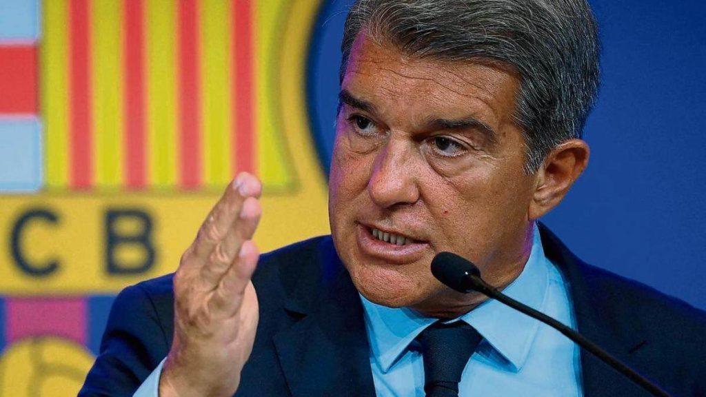 Joan Laporta guerrero carta Bartomeu FC Barcelona