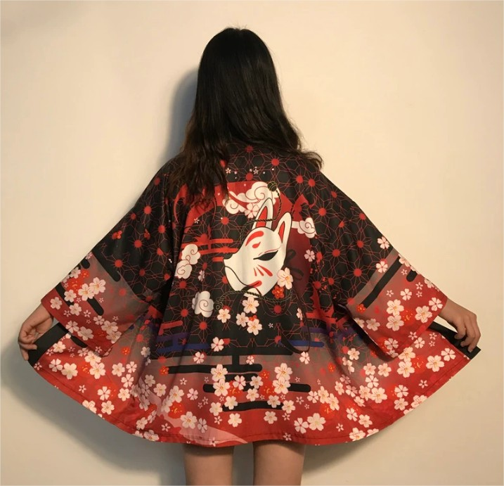 kimono japones aliexpress