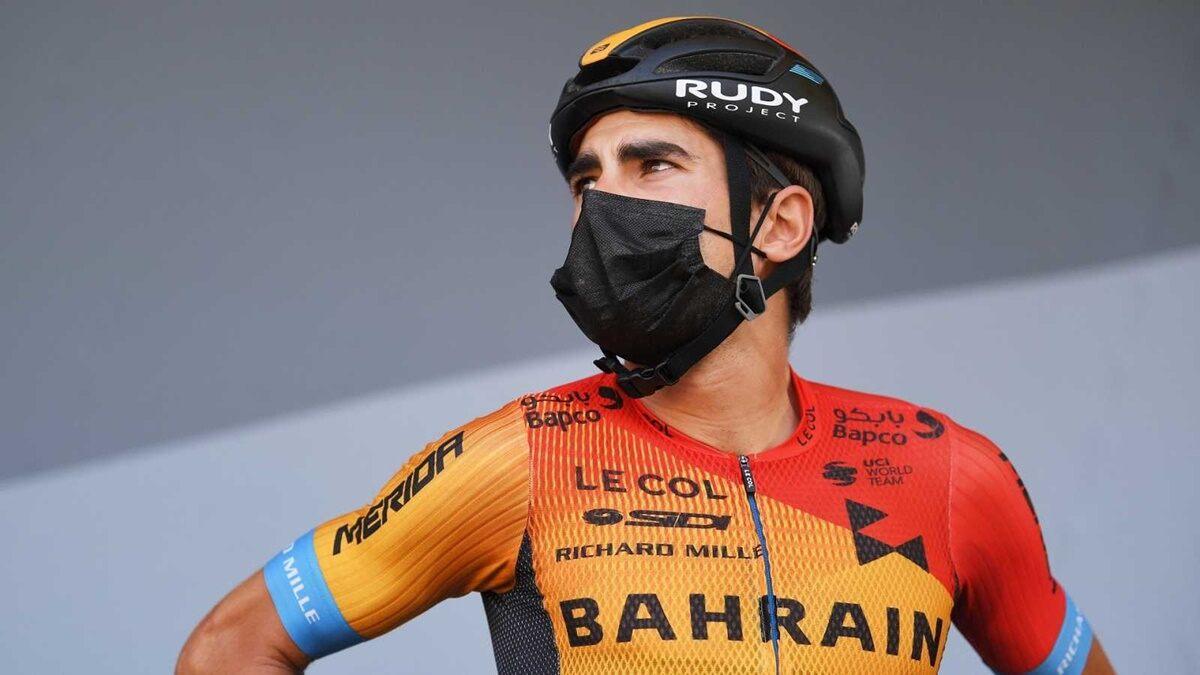 La Vuelta Ciclista España 2021 Mikel Landa Roglic